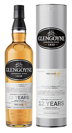 Glengoyne Scotch Single Malt 12 Year Old